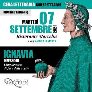 7 settembre 2021 - Gustose Narrazioni - Ristorante Marcelin - Montà d'Allba (Cn)