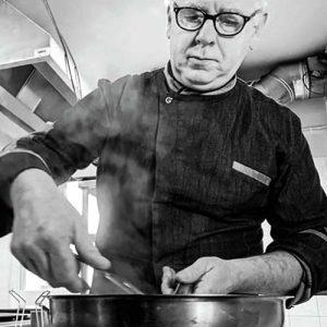 Chef Flavio Scaiola